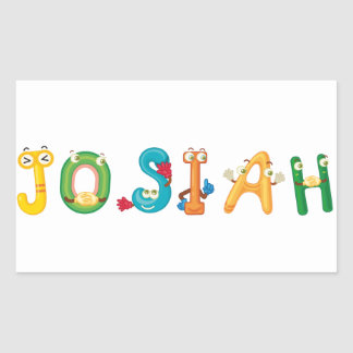 Josiah Sticker
