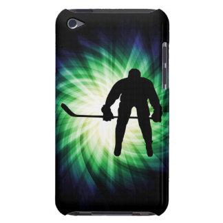 Joueur de hockey frais coques iPod touch