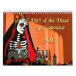 Jour 2014 du calendrier mort d'art