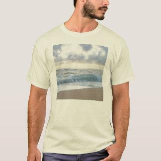 Jour clair de plage t-shirt