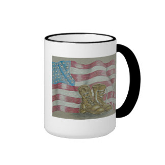 Jour des anciens combattants mug ringer