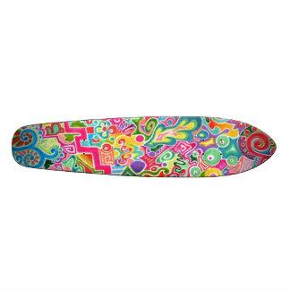 Jour ! Planche à roulettes originale d'art Skateboards Personnalisés