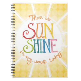 "Journal - ""Sunshine in My Soul"