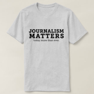 Journalism Matters Today Men's T-Shirt