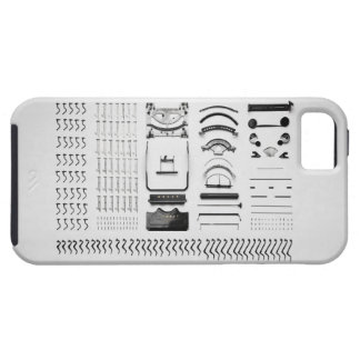 Journalist Vintage Disassembled Typewriter iPhone 5 Cover