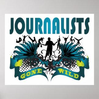Journalists Gone Wild Poster