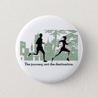 Journey 2 Inch Round Button