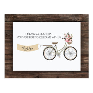 """Journey 4.25"""" x 5.6"""" Thank You Post Card"""