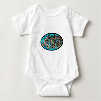 Journey By Sea Baby Bodysuit