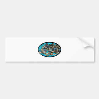 Journey By Sea Bumper Sticker