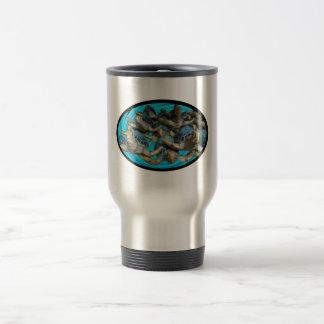 Journey By Sea Travel Mug