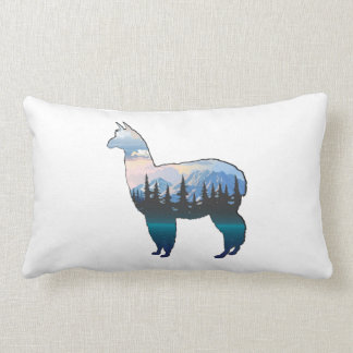 Journey in the Park Lumbar Pillow