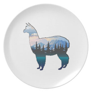 Journey in the Park Plate