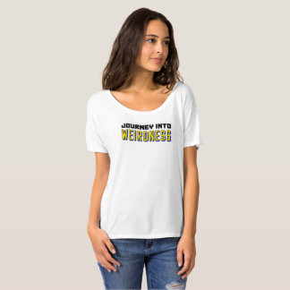 Journey Into Weirdness Woman's T-Shirt