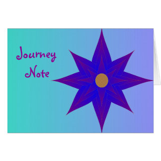Journey Note - Rise Above Thought Card