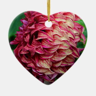 Journey of Discovery Ceramic Heart Ornament