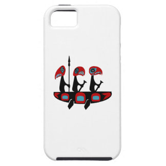 Journey of the Raven iPhone 5 Covers