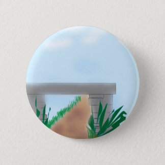 Journey of the soul 2 inch round button