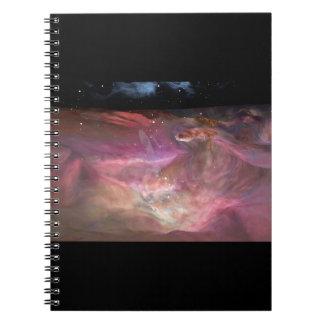 Journey through the Orion Nebula Notebook