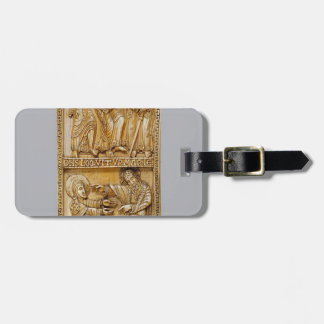 Journey to Emmaus and Noli Me Tangere Luggage Tag