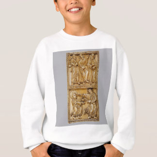 Journey to Emmaus and Noli Me Tangere Sweatshirt