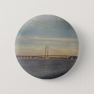 Journey to New Places 2 Inch Round Button