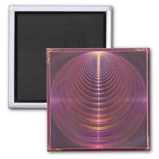 Journey to Soul Mandala Magnet