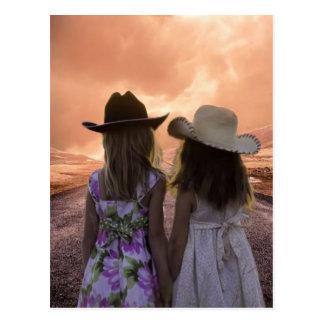 Journey Together Postcard