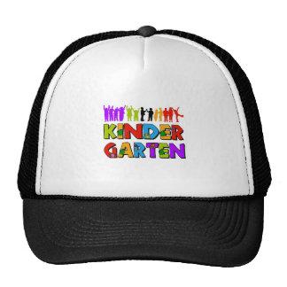 Jours de jardin d'enfants casquette