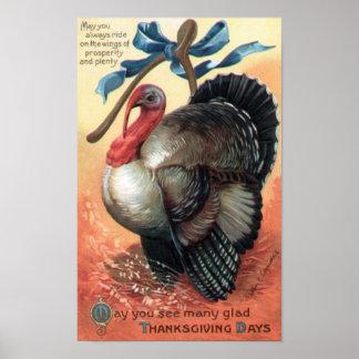 Jours de thanksgiving posters
