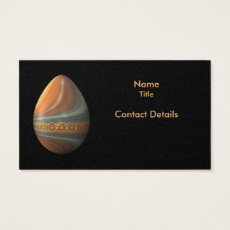 Jovian Easter Egg Business Card