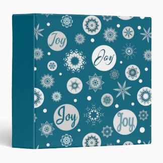 Joy 3 Ring Binders