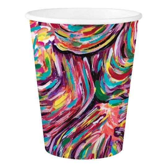 Joy 9 oz paper party cups paper cup