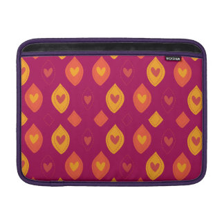 Joy And Love Background For Macbook Air Sleeves