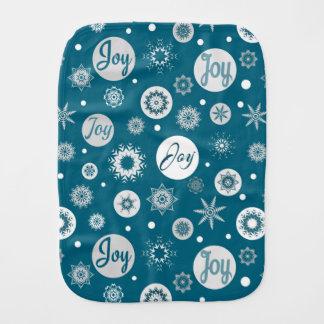 Joy Burp Cloth