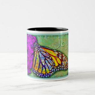 Joy Butterfly Mug