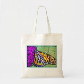 Joy Butterfly Tote