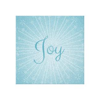 Joy Canvas Decor