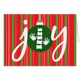JOY Chiropractic Christmas Card