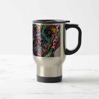 Joy Comes in the Morning Travel Mug