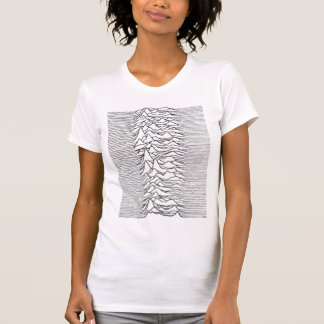 Joy Divsion Unknown Pleasures T-Shirt