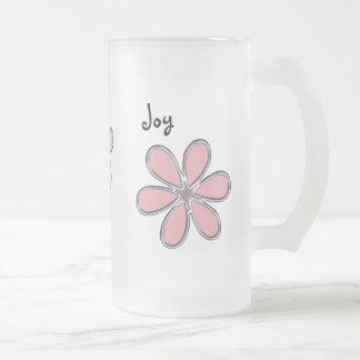 Joy Flower mug