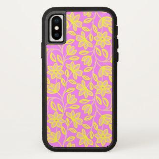 Joy Flowers (More Options) - iPhone X Case