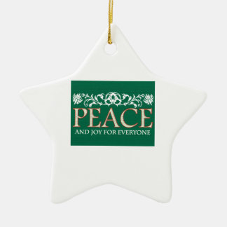 Joy For Everyone Christmas Tree Ornament