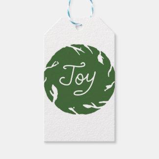 Joy Gift Tags