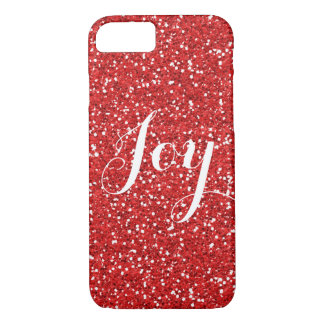 Joy glitter barely there iPhone 8/7 case
