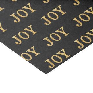 JOY (gold) Tissue Paper