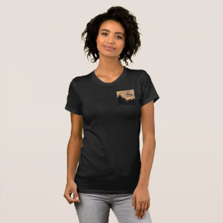 "Joy - ""Golden Sunset Pines"" Shirt by All Joy Art"