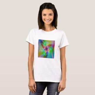 Joy - Image looks like radiant, beautiful Joy T-Shirt