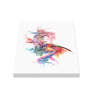 Joy in the noontime canvas print